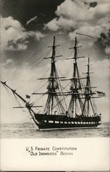 U.S. Frigate Constitution, Old Ironsides