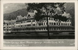 Webster Springs Hotel