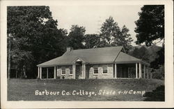 Barbour Co. Cottage, Jackson's Mill State 4-H Camp