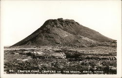 Crater Cone, Craters of the Moon