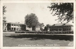 State School and Colony