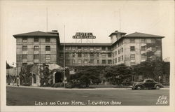 Lewis and Clark Hotel