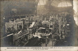Exposition 10th Anniversary of the Automobile, Paris 1907
