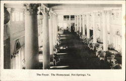 The Homestead - Foyer