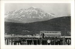 Skagway Streetcar Tour Advertising