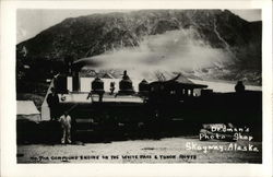 No. 7 - A Compound Engine on the White Pass & Yukon Route