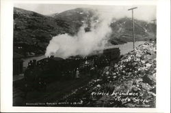 Excursion Train on White Pass Summit