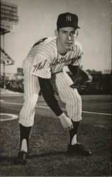 Mel Stottlemyre New York Yankees