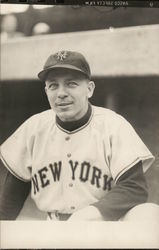 Eddie Stanky, New York Giants