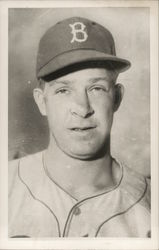 Karl Spooner Brooklyn Dodgers