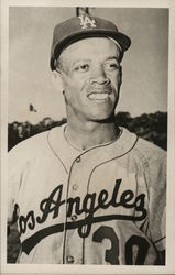 Maury Wills, Los Angeles Dodgers