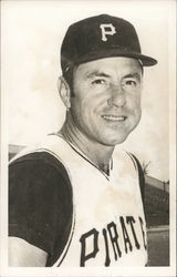 Bill Mazerowski, Pittsburgh Pirates