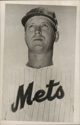 Marv Thronberry, New York Mets