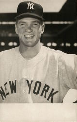 Ralph Terry, New York Yankees