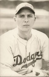 Gil Hodges, Dodgers