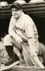 Lou Gehrig, New York Yankees