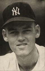 Norm Siebern New York Yankees