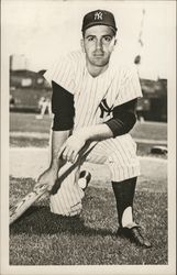 Clete Boyer, New York Yankees