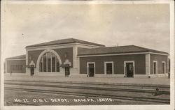 No.22 O.S.L. Depot