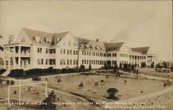 Highland Pines Inn, Weymouth Heights
