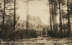 Cedar-Pines Villa, Hedge Row
