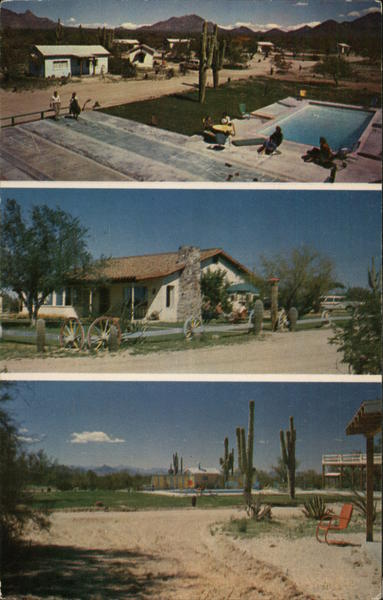 3 Views of Rancho Vista Bonita Scottsdale Arizona