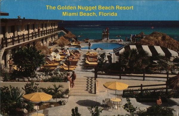 Golden Nugget Beach Resort Miami