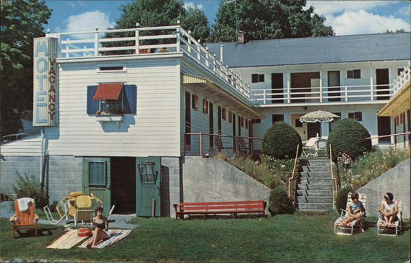 Lakeshore Court Motel Lake George New York