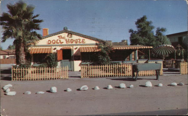 The Doll House Palm Springs California