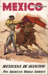 Bullfighter - Pan American