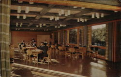 Dining Hall, International House of Japan