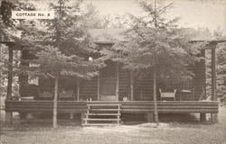 Whitefish Lodge - Cottage No.2