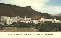 Adolph Coors Company Postcard