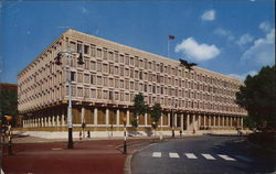 United States Embassy, Grosvenor Square