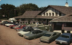 Friendship House, the Reception Center at the School of the Ozarks Postcard