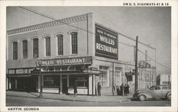 "Willis Restaurant - ""A Really Fine Place to Eat"""