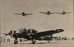 American Planes in the Royal Air Force