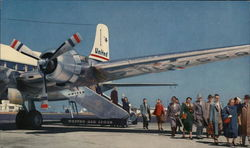 United Air Lines DC-6 Mainliner