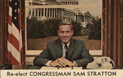 U.S. Congressman Sam Stratton