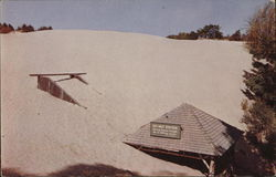 Buried Spring House, Desert of Maine