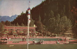 Swimming Pool, Harrison Hot Springs Hotel