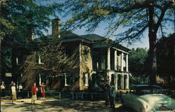 Gorgas Home, University of Alabama Campus Postcard