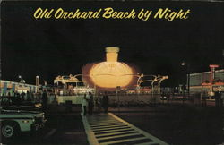Old Orchard Beach by Night