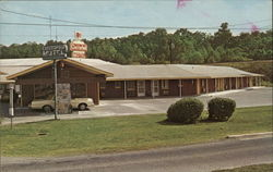 Chesterfield Motel Postcard