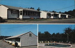 Vacationland Motel & Cottages Postcard