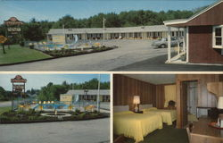 Eastview Motel Postcard