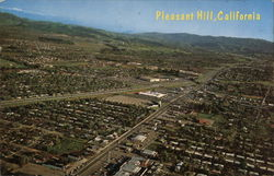 "Aerial View of ""A Pleasing Community of Suburban Homes"""