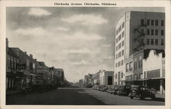 Chickasha Avenue