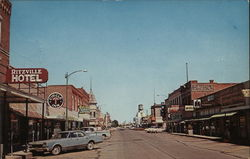Ritzville, Washington