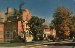 Linda E. Landon Residence Hall for Women - Michigan State College